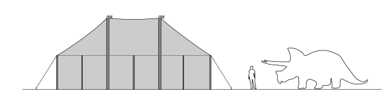 6x9m-Marquee-Elevation